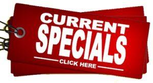 Car Solutions Specials